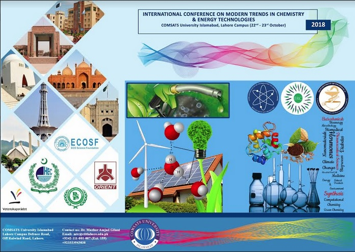 International Conference on Modern Trends In Chemistry and Energy