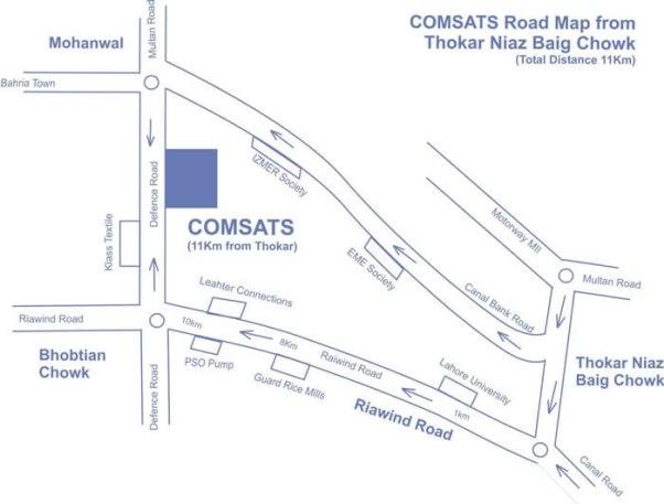 Vu Campus Map.Campus Map